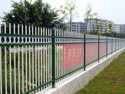 公园锌钢护栏网